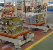 综合装置装配生产线